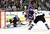 LOS ANGELES, CA - FEBRUARY 23:  Jonathan Quick #32 of the Los Angeles Kings makes a save off a shot from Paul Stastny #26 of the Colorado Avalanche as Jake Muzzin #6 of the Los Angeles Kings looks for a rebound during the game against the Colorado Avalanche at Staples Center on February 23, 2013 in Los Angeles, California.  (Photo by Harry How/Getty Images)