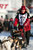 Aliy Zirkle leaves the start gate at the re-start of the Iditarod dog sled race in Willow, Alaska March 3, 2013. Zirkle finished second place in 2012 and is considered a top contender for the 2013 race.