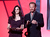 Presenters Vanessa Marano and Ian Ziering speak onstage at the 3rd Annual Streamy Awards at Hollywood Palladium on February 17, 2013 in Hollywood, California.  (Photo by Frederick M. Brown/Getty Images)