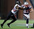Wes Welker #83 of the New England Patriots breaks a tackle by Ed Reed #20 of the Baltimore Ravens during the 2013 AFC Championship game at Gillette Stadium on January 20, 2013 in Foxboro, Massachusetts.  (Photo by Al Bello/Getty Images)