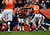 Denver Broncos wide receiver Brandon Stokley (14) pulls in a ball during the third quarter.  The Denver Broncos vs Cleveland Browns at Sports Authority Field Sunday December 23, 2012. AAron Ontiveroz, The Denver Post