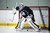 Colorado Avalanche G J.S. Giguere makes a save during practice  as the Avalanche return to the ice Sunday, January 13, 2013 at Family Sports Center to start the 2013 training camp.  John Leyba, The Denver Post