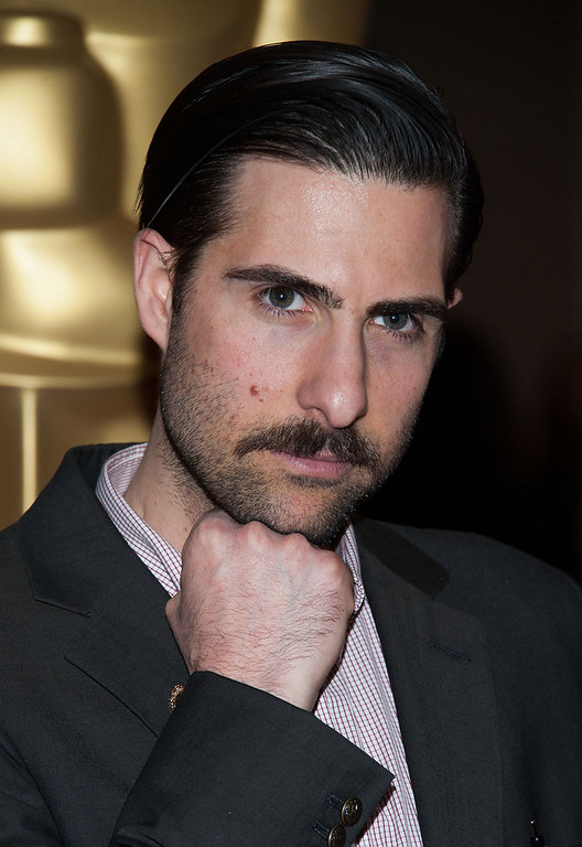 Description of . Jason Schwartzman attends  The Academy Of Motion Picture Arts And Sciences Presents Oscar Celebrates: Shorts  at AMPAS Samuel Goldwyn Theater on February 19, 2013 in Beverly Hills, California. (Photo by Valerie Macon/Getty Images)
