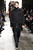 NEW YORK, NY - FEBRUARY 08:  A model walks the runway at the General Idea fall 2013 fashion show during Mercedes-Benz Fashion Week at Eyebeam 21st street on February 8, 2013 in New York City.  (Photo by Peter Michael Dills/Getty Images)