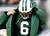 Mark Sanchez #6 of the New York Jets puts on a coat during a game against the San Diego Chargers at MetLife Stadium on December 23, 2012 in East Rutherford, New Jersey. (Photo by Jeff Zelevansky /Getty Images)