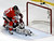 Colorado Avalanche goalie Semyon Varlamov (1), of Russia, makes a save on a shot by Chicago Blackhawks center Patrick Sharp during the second period of an NHL hockey game, Wednesday, March 6, 2013, in Chicago. (AP Photo/Charles Rex Arbogast)