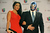 Blue Demon Jr. (R)arrives at the 25th Anniversary Of Univision's 