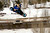ASPEN, CO. - JANUARY 24: during the men's Snowboard Slopestyle elimination. Men's Snowboard Slopestyle elimination X Games Aspen Buttermilk Mountain Aspen January 24, 2013.