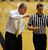 Tad Boyle had a difficult time with the officiating during the second half of the January 24th, 2013 game in Boulder.