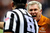 Mack Brown, head coach of the University of the Texas Longhorns argues an officials call during the Valero Alamo Bowl against the Oregon State Beavers at the Alamodome on December 29, 2012 in San Antonio, Texas.  (Photo by Stacy Revere/Getty Images)