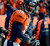 Denver Broncos wide receiver Brandon Stokley (14) celebrates after scoring the Broncos second touchdown of the game in the first quarter.  The Denver Broncos vs Baltimore Ravens AFC Divisional playoff game at Sports Authority Field Saturday January 12, 2013. (Photo by Hyoung Chang,/The Denver Post)