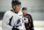 Colorado Avalanche Paul Stastny (26) looks on during practice as the Avalanche  return to the ice Sunday, January 13, 2013 at Family Sports Center. John Leyba, The Denver Post