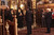 U.S. President Barack Obama (L) visits the Church of the Nativity with Palestinian President Mahmoud Abbas on March 22, 2013 in Bethlehem, West Bank. (Photo by Atef Safadi-Pool/Getty images)