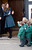 Kate, the Duchess of Cambridge,  visits the pre-prep school for the under-5s, during her visit to St. Andrew's School, where she  attended from 1986 till 1995, in Pangbourne, England, Friday, Nov. 30, 2012. The royal, formerly known as Kate Middleton, played hockey and revealed her childhood nickname - Squeak - when she returned to her elementary school for a visit Friday. Kate told teachers and students at the private St. Andrew's School in southern England that her 10 years there were 