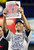Mariano Rivera #42 of the New York Yankees holds up a copy of the New York Post as he celebrates their 7-3 win against the Philadelphia Phillies in Game Six of the 2009 MLB World Series at Yankee Stadium on November 4, 2009 in the Bronx borough of New York City.  (Photo by Jed Jacobsohn/Getty Images)