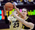 Chucky Jeffery of CU drives past Danielle Love of Oregon. Cliff Grassmick / February 10, 2013