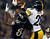 Pittsburgh Steelers cornerback Cortez Allen (R) breaks up a pass intended for Baltimore Ravens receiver Torrey Smith during the first half of their NFL football game in Baltimore December 2, 2012.