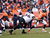 Denver Broncos running back Ronnie Hillman (21) makes a run in the second quarter. The Denver Broncos vs Baltimore Ravens AFC Divisional playoff game at Sports Authority Field Saturday January 12, 2013. (Photo by Joe Amon,/The Denver Post)