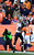 Denver Broncos cornerback Champ Bailey (24) tries to defend Baltimore Ravens wide receiver Torrey Smith (82) in the second quarter. The pass was incomplete. The Denver Broncos vs Baltimore Ravens AFC Divisional playoff game at Sports Authority Field Saturday January 12, 2013. (Photo by AAron  Ontiveroz,/The Denver Post)
