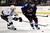 DENVER, CO. - JANUARY 22: Los Angeles Kings defenseman Rob Scuderi (7) tries to defend Colorado Avalanche center Matt Duchene (9) during the first period. The Colorado Avalanche hosted the Los Angeles Kings at the Pepsi Center on January, 22, 2013.    (Photo By John Leyba / The Denver Post)