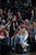 Memphis Grizzlies forward Rudy Gay (22) celebrates his three-pointer with fans during the second half of their NBA game against the Denver Nuggets in Memphis, Tennessee December 29, 2012.  REUTERS/Nikki Boertman