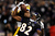 Cornerback Cortez Allen #28 of the Pittsburgh Steelers and wide receiver Torrey Smith #82 of the Baltimore Ravens battle for a pass that was incomplete in the second quarter at M&T Bank Stadium on December 2, 2012 in Baltimore, Maryland. (Photo by Patrick Smith/Getty Images)