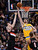 Denver Nuggets center Kosta Koufos (41) tries to tip in a rebound late in the fourth quarter on Portland Trail Blazers small forward Luke Babbitt (8)  Tuesday, January 15, 2013 at Pepsi Center. John Leyba, The Denver Post