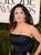 Actress Salma Hayek arrives at the 70th Annual Golden Globe Awards held at The Beverly Hilton Hotel on January 13, 2013 in Beverly Hills, California.  (Photo by Jason Merritt/Getty Images)