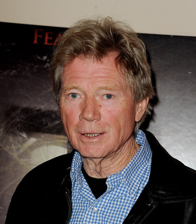 "Description of . Actor Michael Parks arrives at the ""The Red State\"" Nationwide Tour Finale at the Wiltern Theater on April , 9, 2011 in Los Angeles, California.  (Photo by Kevin Winter/Getty Images)"