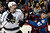 DENVER, CO. - JANUARY 22: Los Angeles Kings defenseman Drew Doughty (8) shouts out as he is covered by Colorado Avalanche left wing Gabriel Landeskog (92)  during the first period. The Colorado Avalanche hosted the Los Angeles Kings at the Pepsi Center on January, 22, 2013.   (Photo By John Leyba / The Denver Post)