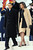 US President-elect Barack Obama and his wife Michelle arrive at the 'We Are One