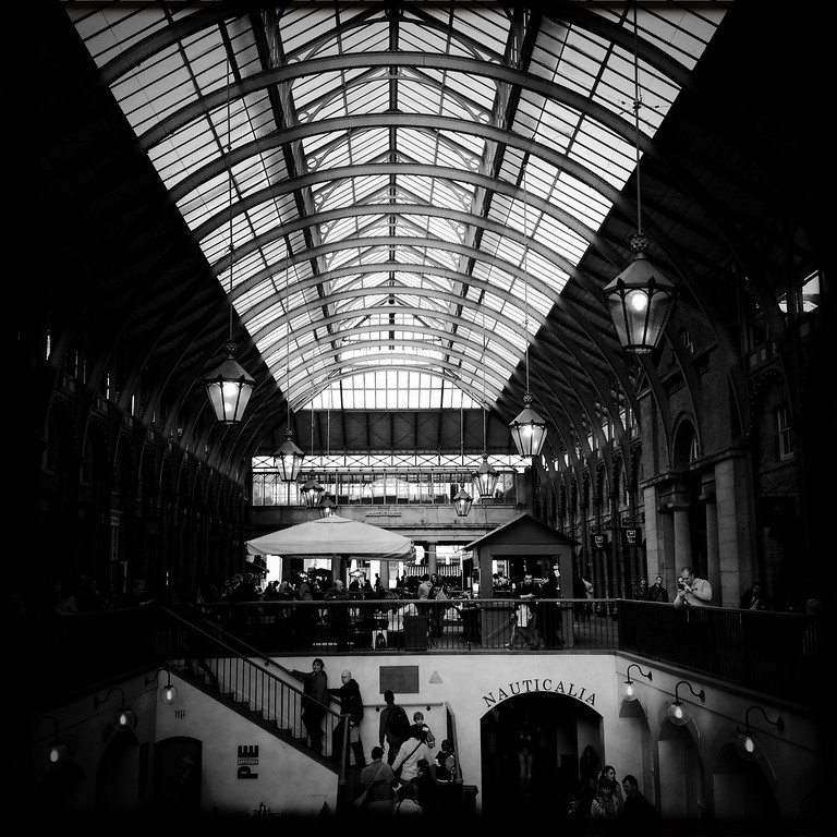 Description of . A general view of Covent Garden on May 1, 2012 in London, England. (Photo by Vittorio Zunino Celotto/Getty Images)