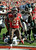 Tampa Bay Buccaneers running back Doug Martin (22) scores on a four-yard touchdown run against the Philadelphia Eagles during the fourth quarter of an NFL football game Sunday, Dec. 9, 2012, in Tampa, Fla. (AP Photo/Chris O'Meara)