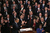 U.S. President Barack Obama delivers his State of the Union speech before a joint session of Congress at the U.S. Capitol February 12, 2013 in Washington, DC. Facing a divided Congress, Obama focused his speech on new initiatives designed to stimulate the U.S. economy and said, 