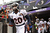 Denver Broncos strong safety Mike Adams #20 takes the field for their game against the Baltimore Ravens at the M&T Bank Stadium, in Baltimore , MD Sunday December 16, 2012.      Joe Amon, The Denver Post