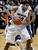 University of Colorado's Josh Scott snags a rebound during a game against Northern Arizona on Friday, Dec. 21, at the Coors Event Center on the CU campus in Boulder.   (Jeremy Papasso/Daily Camera)