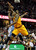 Cleveland Cavaliers Alonzo Gee (yellow) is fouled by Denver Nuggets Wilson Chandler during the second quarter of their NBA basketball game in Cleveland, February 9, 2013.REUTERS/Aaron Josefczyk