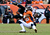Denver Broncos free safety Rahim Moore (26) takes down Baltimore Ravens tight end Dennis Pitta (88) during the first half.  The Denver Broncos vs Baltimore Ravens AFC Divisional playoff game at Sports Authority Field Saturday January 12, 2013. (Photo by John Leyba,/The Denver Post)