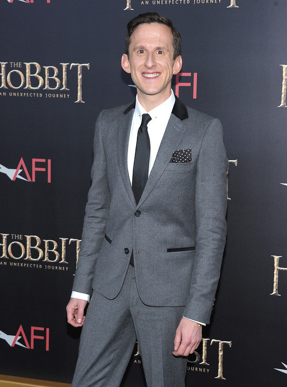 "Description of . Adam Brown attends ""The Hobbit: An Unexpected Journey\"" New York Premiere Benefiting AFI at Ziegfeld Theater on December 6, 2012 in New York City.  (Photo by Michael Loccisano/Getty Images)"