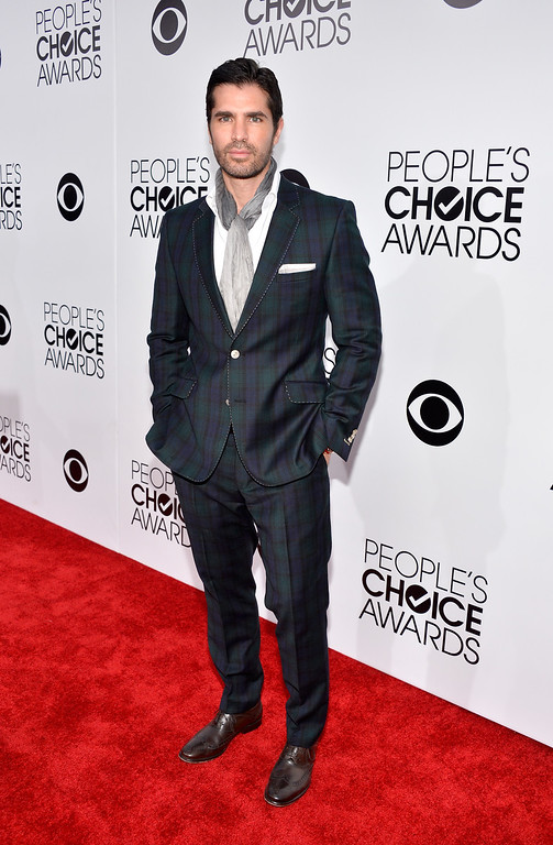 Description of . LOS ANGELES, CA - JANUARY 08:  Actor Eduardo Verastegui attends The 40th Annual People's Choice Awards at Nokia Theatre L.A. Live on January 8, 2014 in Los Angeles, California.  (Photo by Frazer Harrison/Getty Images for The People's Choice Awards)