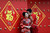 A couple dressed in traditional Chinese costumes have wedding portraits made on Valentine's Day February 14, 2013 in Beijing, China. Young Chinese couples have embraced the Western concept of Valentine's Day with hawkers selling roses and chocolates.  (Photo by Lintao Zhang/Getty Images)