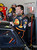 Tony Stewart climbs in his car preparing to go out on the track during practice for the NASCAR Daytona 500 Sprint Cup Series auto race at Daytona International Speedway, Wednesday, Feb. 20, 2013, in Daytona Beach, Fla. (AP Photo/John Raoux)
