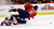 Washington Capitals left wing Alex Ovechkin (8), of Russia, loses the puck as he falls over New Jersey Devils defenseman Anton Volchenkov (28), also of Russia, in the second period of an NHL hockey game, Thursday, Feb. 21, 2013 in Washington. The Devils won 3-2. (AP Photo/Alex Brandon)