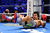 Manny Pacquiao is knocked down in the third round while taking on Juan Manuel Marquez during their welterweight bout at the MGM Grand Garden Arena on December 8, 2012 in Las Vegas, Nevada.  (Photo by Al Bello/Getty Images)