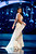 Miss Japan 2012 Ayako Hara competes in an evening gown of her choice during the Evening Gown Competition of the 2012 Miss Universe Presentation Show in Las Vegas, Nevada, December 13, 2012. The Miss Universe 2012 pageant will be held on December 19 at the Planet Hollywood Resort and Casino in Las Vegas. REUTERS/Darren Decker/Miss Universe Organization L.P/Handout