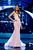Miss Puerto Rico 2012 Bodine Koehler competes in an evening gown of her choice during the Evening Gown Competition of the 2012 Miss Universe Presentation Show in Las Vegas, Nevada, December 13, 2012. The Miss Universe 2012 pageant will be held on December 19 at the Planet Hollywood Resort and Casino in Las Vegas. REUTERS/Darren Decker/Miss Universe Organization L.P/Handout