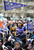 Baltimore Ravens fans cheer at a victory ceremony at City Hall Tuesday, Feb. 5, 2013 in Baltimore. The Ravens defeated the San Francisco 49ers in NFL football's Super Bowl XLVII 34-31 on Sunday. (AP Photo/Gail Burton)(AP Photo/Gail Burton)