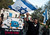 Israeli right wing activists demonstrate against the Palestinian U.N. bid for observer state status, in front of the U.N. headquarters in Jerusalem, Thursday, Nov. 29, 2012. The Palestinians are certain to win U.N. recognition as a state on Thursday but success could exact a high price: delaying an independent state of Palestine because of Israel's vehement opposition. Hebrew on sign reads: