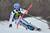 Irene Curtoni of Italy competes during first run of the FIS women's World Cup slalom in Maribor on January 27, 2013.      Jure Makovec/AFP/Getty Images