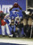 David Wilson #22 of the New York Giants celebrates his third touchdown of a game against the New Orleans Saints at MetLife Stadium on December 9, 2012 in East Rutherford, New Jersey.  (Photo by Jeff Zelevansky/Getty Images)